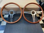"C28590 E - Type 16"" steering wheel Fits all 6 cylinder XKE's from 61-70"